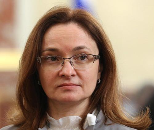 Elvira Nabiulli Russia