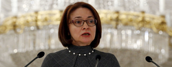 Russia's Central Bank Chief Unscathed Despite Cuts