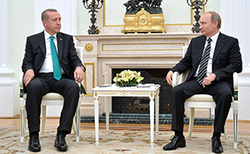 Erdogan & Putin: New Best Frenemies