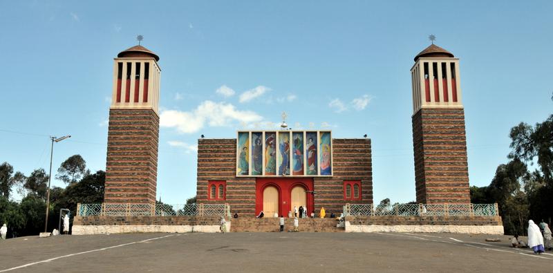 Eritrea church