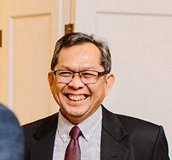 Ahmad Taufik of Indonesia's Bank Mandiri