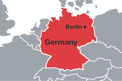 Country Of Germany Map.Germany Gdp Forecast 2017 Economic Data Country Report Gross