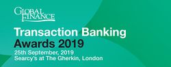 Global Finance Awards Ceremony At Sibos 2019