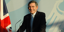 INDEPENDENCE VOTE MARKS THE RETURN OF GORDON BROWN