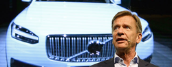 Volvo CEO Leads Autos Into The Future