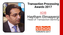 Q&A With Haytham Elmaayergi, Head of Transaction Banking, ADIB