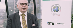 Phil Cantor, EVP and CMO, Intellect Global Transaction Banking (iGTB) at SIBOS 2019 in London.
