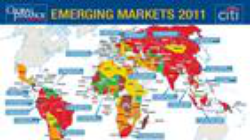 EMERGING MARKET  2011 - SPONSORED  BY CITI