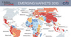 EMERGING MARKETS MAP 2013 - SPONSORED BY CITI