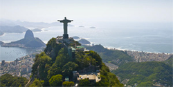 Brazil's Half-Glass Economy