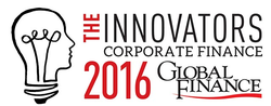 Top Innovators In Corporate Finance 2016