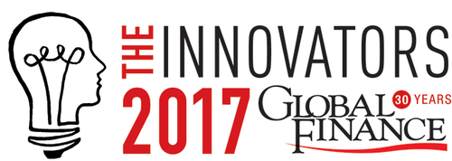 Featured image for Global Finance Names The Innovators 2017