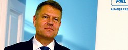 ROMANIAN VOTERS EMBRACE IOHANNIS'S POLITICS