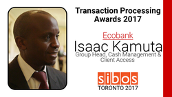 Q&A With Isaac Kamuta, Group Head, Cash Management & Client Services, Ecobank