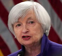 Janet Yellen To Lead Pandemic Recovery