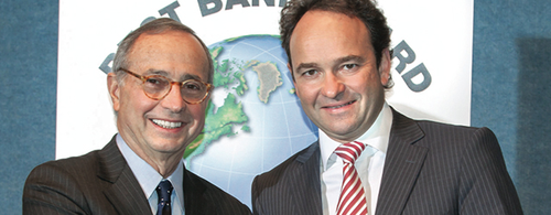 Featured image for WORLD'S SAFEST BANKS 2014 AWARDS CEREMONY