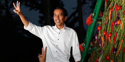 A CHANGING OF THE GUARD FOR INDONESIAN POLITICS