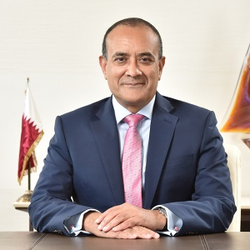 Q&A With Commercial Bank of Qatar Group CEO Joseph Abraham