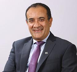 Joseph Abraham, CB CEO, qatar