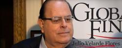 Julio Velarde Flores, Governor, Banca Central Reserva del Perú