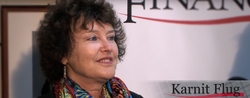 Karnit Flug, Central Bank Governor, Bank of Israel