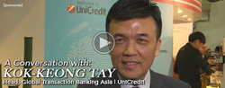 A Conversation with Kok-Keong Tay of Unicredit @ Sibos 2015