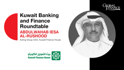 Kuwait Banking and Finance Roundtable: Abdulwahab Al-Rushood Acting Group CEO | Kuwait Finance House