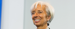 No Global Recession For Now Despite Slowdown Says IMF Chief Lagarde