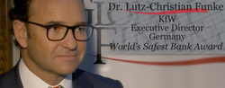 Dr. Lutz-Christian Funke, Executive Director for KfW