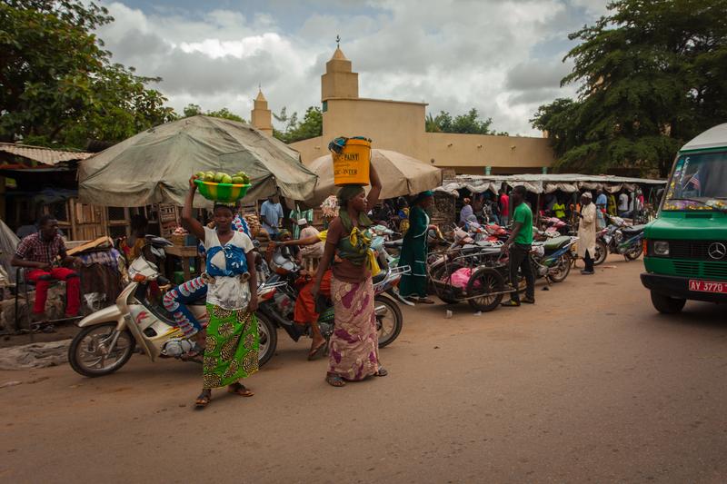 Mali market
