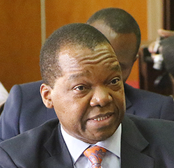 Lender Of Last Resort: Q&A With Reserve Bank of Zimbabwe Head John Mangudya