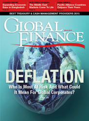 EDITOR'S LETTER:  GOOD AND BAD DEFLATION