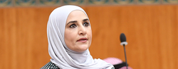 Gulf's First Female Finance Minister Appointed
