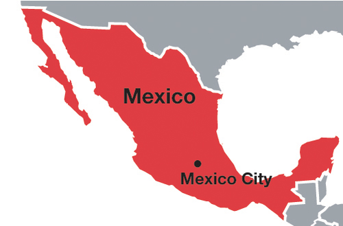 the uniqueness of the country of mexico Mexico, or estados unidos mexicanos, is bordered by the united states to the north, the gulf of mexico to the east, guatemala, belize, and the caribbean sea to the southeast, and the pacific to the south and west.