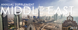 MIDDLE EAST SUPPLMENT 2015 | TABLE OF CONTENTS