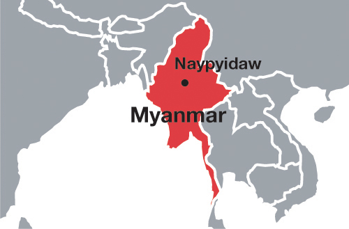 Myanmar GDP Forecast 2017, Economic Data & Country Report | Gross