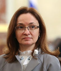 The Source Of Growth: Q&A With Central Bank Of Russia Head Elvira Nabiullina