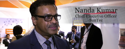 Nanda Kumar, President and CEO for SunTec
