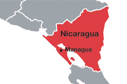 Nicaragua gdp forecast 2017 economic data country report gross the safest countries in the world gumiabroncs Gallery