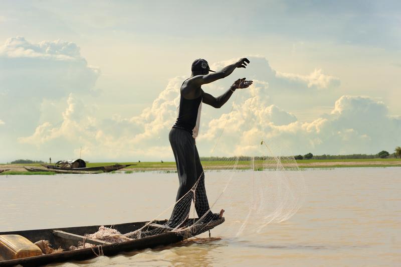 Niger Fisherman