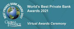 Global Finance's Private Bank Awards 2021 Virtual Awards Ceremony