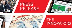 Press Release: Global Finance Names The Innovators 2021