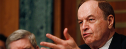 US: SHELBY TO HEAD SENATE BANKING COMMITTEE