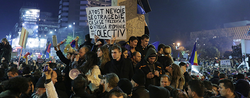 Protests In Bucharest Curb Election Winners
