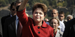 BRAZIL: ROUSSEFF WANTS SECOND TERM, SECOND CHANCE