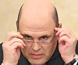 New Russian Prime Minister
