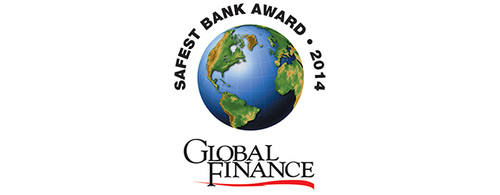 Featured image for WORLD'S SAFEST BANKS 2014