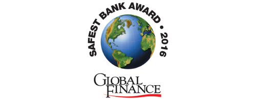 Featured image for Press Release: The World's 50 Safest Banks 2016