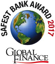 KfW 'World's Safest Bank' for 2017