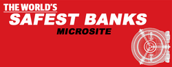 The World's Safest Banks Microsite